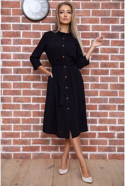 Платье  цвет черный 102R216 66423