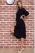 Платье  цвет черный 102R216 стоимость