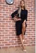 Платье  цвет черный 102R216 цена 1409.0000 грн
