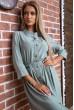 Платье  цвет оливковый 102R216 недорого