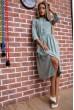 Купить Платье  цвет оливковый 102R216 66421