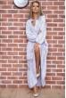 Купить Платье в горошек  цвет белый 175R002 66477