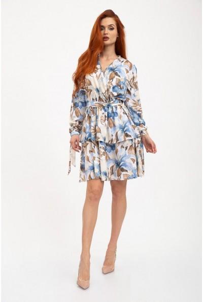 Платье женское 119R44 цвет Голубой 28553