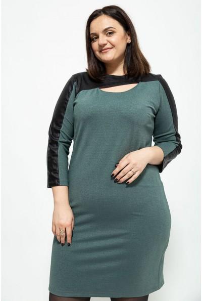 Платье 102R082 цвет Зеленый 40191