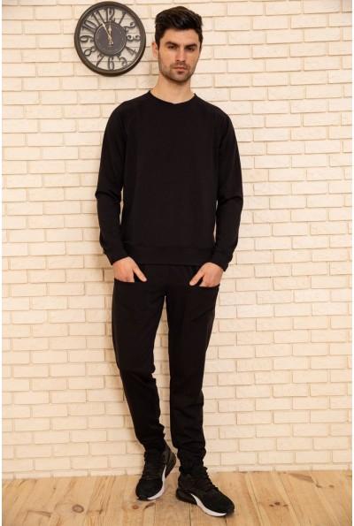 Спортивный костюм мужской 102R175 цвет Черный