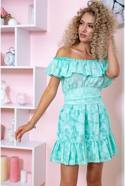 Платье 167R900-2 цвет Мятный 59250