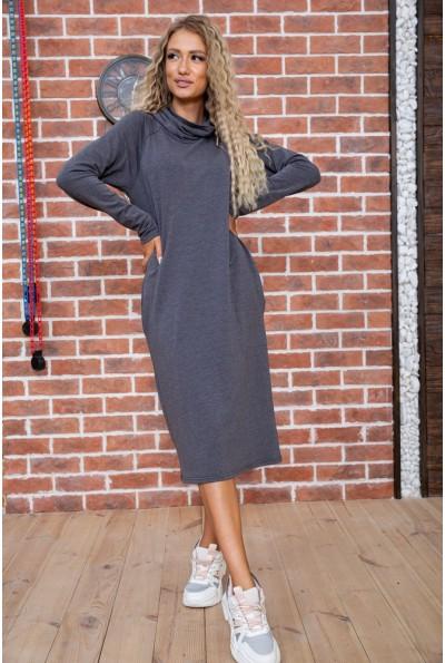 Платье  цвет серый 176R1003 63359