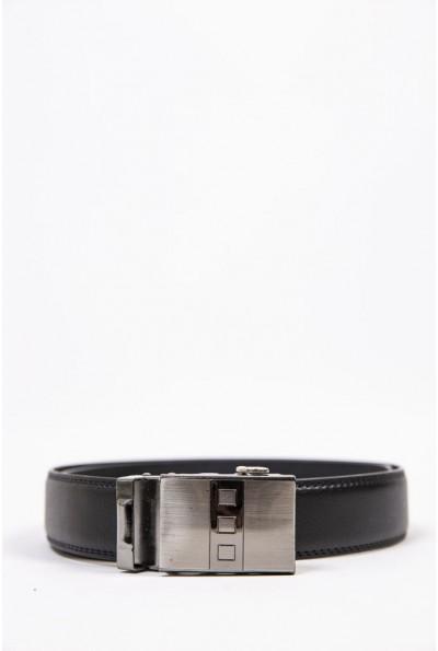 Ремень мужской 167R37 цвет Черный
