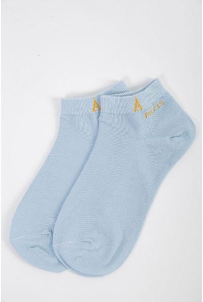 Носки женские 151R2607 цвет Голубой 41118