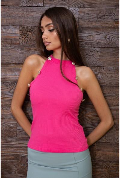 Майка женская  цвет розовый 180R507 63970