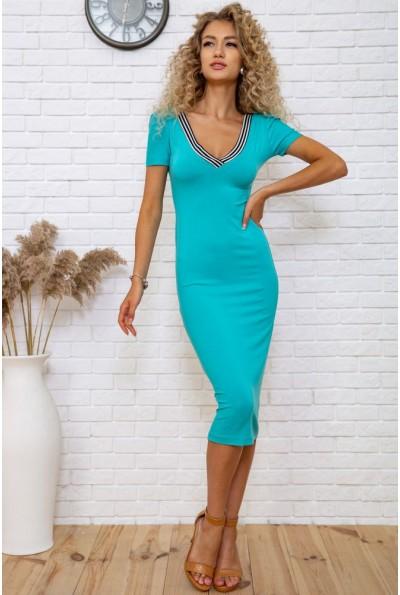 Платье 167R225 цвет Мятный 60491