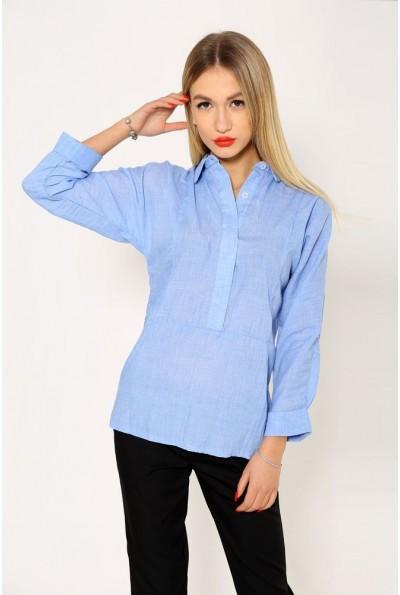 Блуза женская 115R336S цвет Джинс