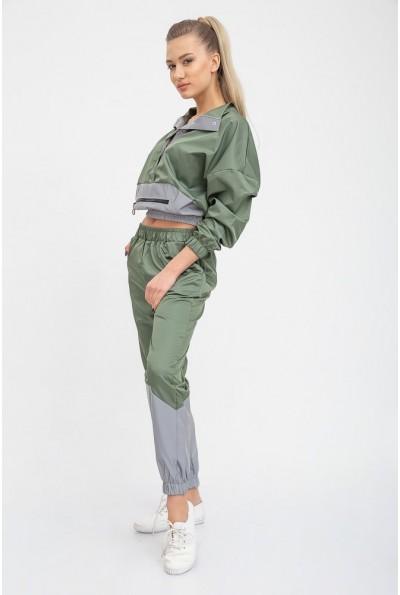 Спорт костюм женский 103R1605 цвет Хаки