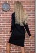 Платье  цвет черный 176R1004 стоимость