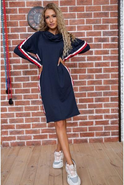 Платье  цвет графит 176R1004 63341