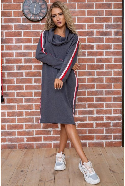 Платье  цвет серый 176R1004 63343
