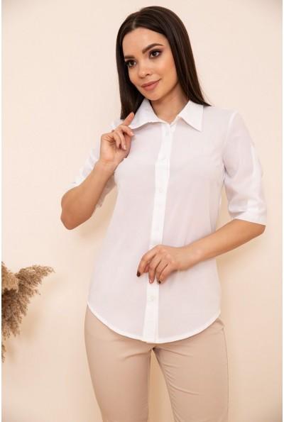 Блуза 167R1601 цвет Белый 54031