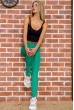 Женские леггинсы с высокой талией цвет Зеленый 172R249 недорого