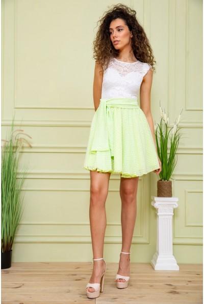 Платье 167R885 цвет Салатовый 59417