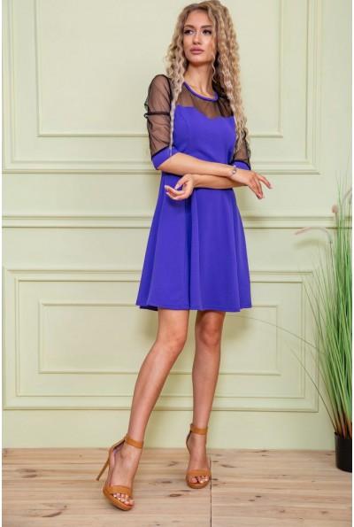 Платье нарядное   цвет фиолетовый 172R40-1 61631