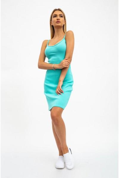 Платье женское 112R507 цвет Мятный
