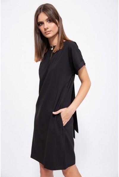 Платье 131R1990-3 цвет Черный