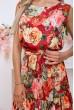 Платье 167R1100 цвет Бордовый скидка