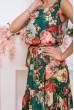 Платье 167R1100 цвет Зеленый цена 929.0000 грн