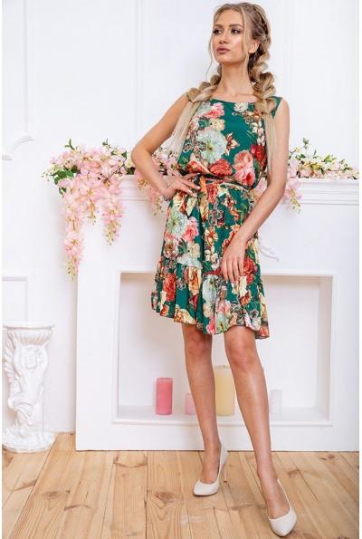 Платье 167R1100 цвет Зеленый 58948