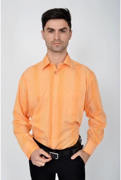 Рубашка 113ROM94 цвет Оранжевый