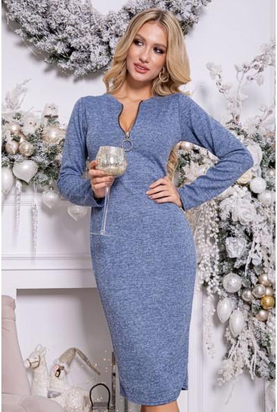 Платье 153R096 цвет Джинс 42410