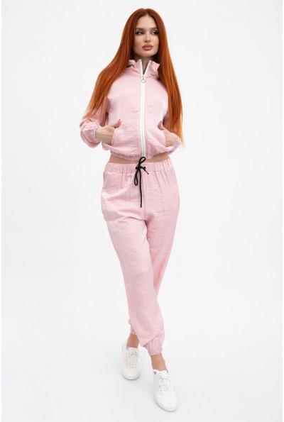 Спортивный костюм женский, розовый 103R2004