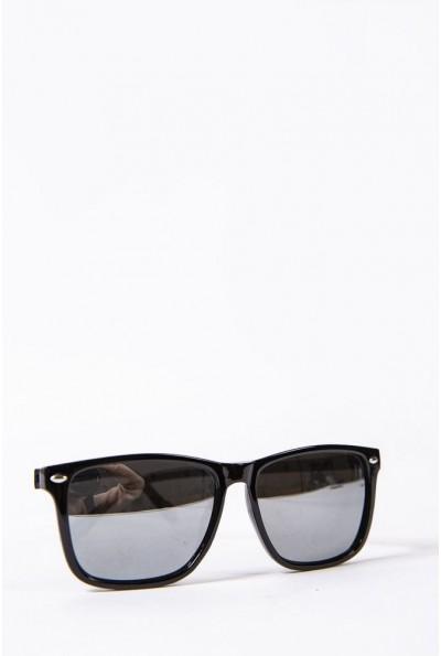 Очки  детcкие  солнцезащитные 154R2019-1 цвет Черный 52682