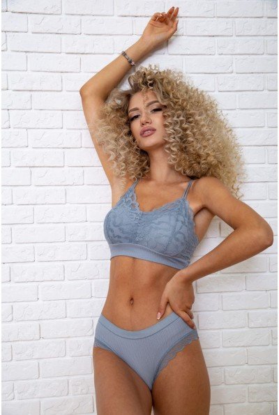 Комплект нижнего белья 131R3308 цвет Серый 59937