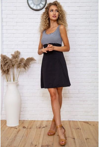 Платье  цвет черный 167R267 60701