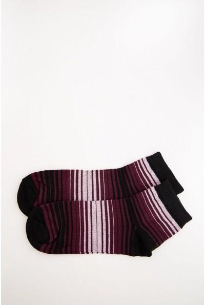 Носки женские 131R122003 цвет Бордовый