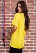 Футболка женская   цвет желтый 180R607 стоимость