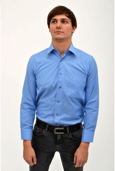 Рубашка 113ROM91 цвет Синий
