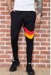 Джоггеры мужские 154R200-01 цвет Черный стоимость