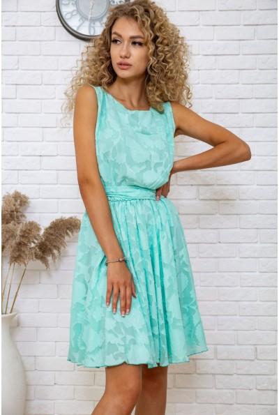 Платье 167R1035 цвет Мятный 58960