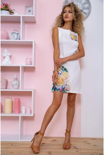 Платье 172R016-1 цвет Молочный 60936
