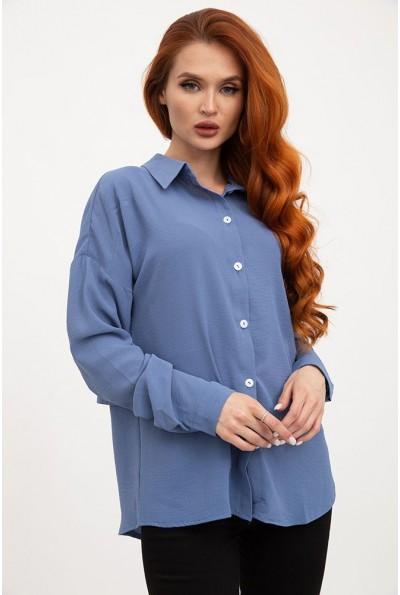 Блуза 115R243W цвет Джинс