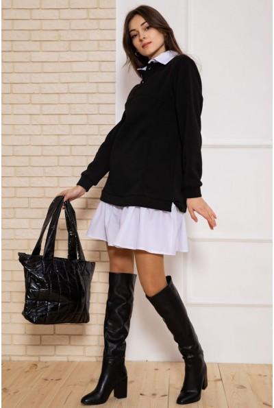 Платье  цвет черный 102R132 44933