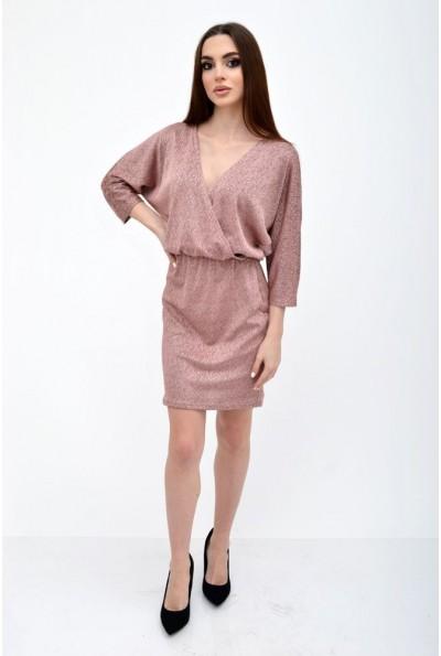 Платье женское 115R359B цвет Пудровый