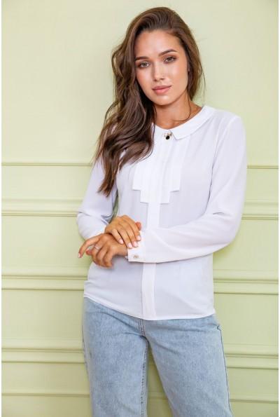 Блуза женская  цвет белый 172R5-1 61619
