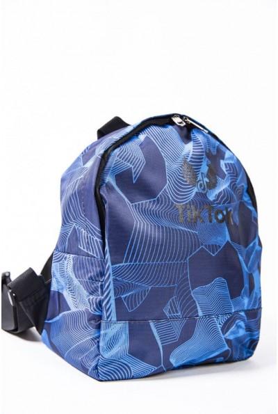 Рюкзак Tik Tok цвет Голубой 154R003-34-1