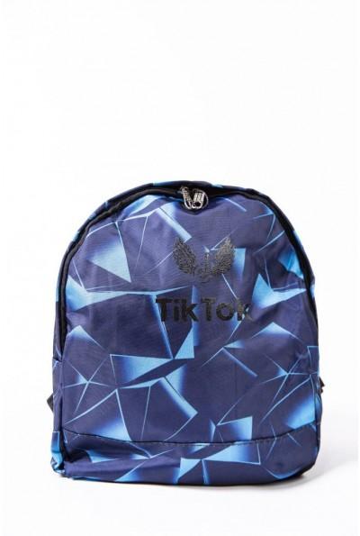 Рюкзак Tik Tok цвет Синий 154R003-34-1