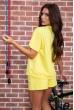 Купить Костюм женский  цвет желтый 180R9-1 64315