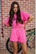 Костюм женский  цвет розовый 180R9-1 цена 1279.0000 грн