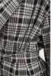 Пиджак женский 115R3041D цвет Черно-белый скидка